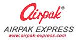 Airpak Express Tracking